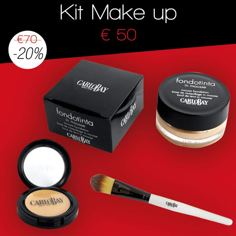 KIT MAKE UP CARLO BAY